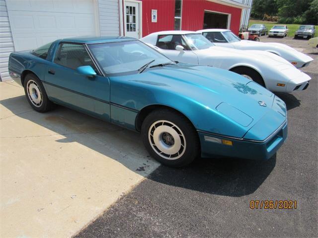 1984 Chevrolet Corvette (CC-1508986) for sale in Ashland, Ohio
