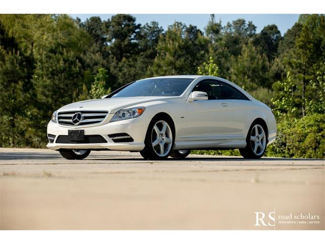2012 Mercedes-Benz CL550 (CC-1508996) for sale in Raleigh, North Carolina