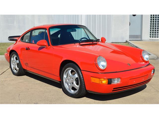 1993 Porsche 911RS America (CC-1509019) for sale in Houston, Texas