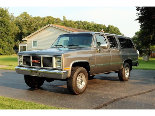1986 GMC 2500 (CC-1509030) for sale in Oxford, Michigan