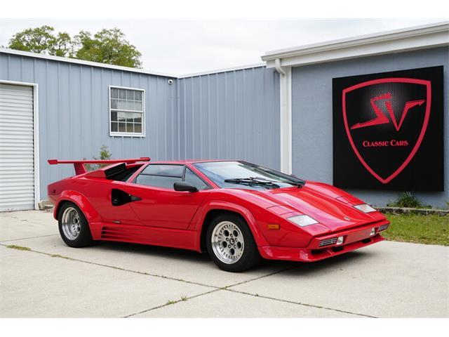 1988 Lamborghini Countach (CC-1509037) for sale in Okahumpka, Florida