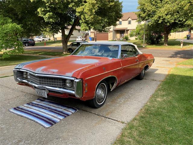 1969 Chevrolet Impala (CC-1509040) for sale in Fargo, North Dakota