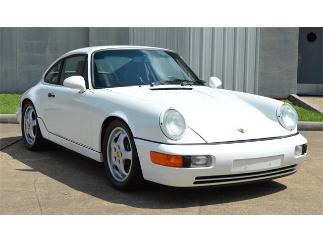 1992 Porsche 911 Carrera (CC-1509053) for sale in Houston, Texas
