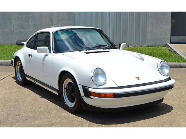 1988 Porsche 911 (CC-1509054) for sale in Houston, Texas