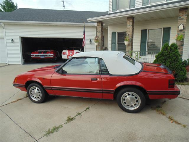 1984 Ford Mustang (CC-1509060) for sale in Rochester, Minnesota