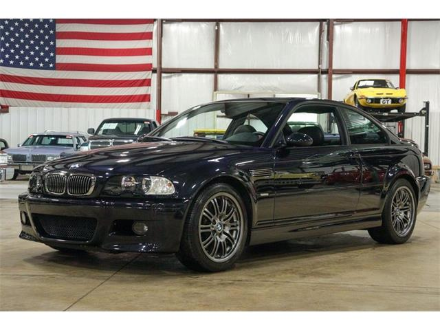 2001 BMW M3 (CC-1509067) for sale in Kentwood, Michigan