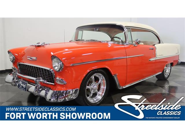 1955 Chevrolet Bel Air (CC-1509070) for sale in Ft Worth, Texas