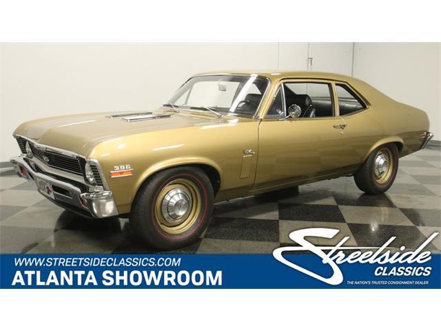 1970 Chevrolet Nova (CC-1509082) for sale in Lithia Springs, Georgia