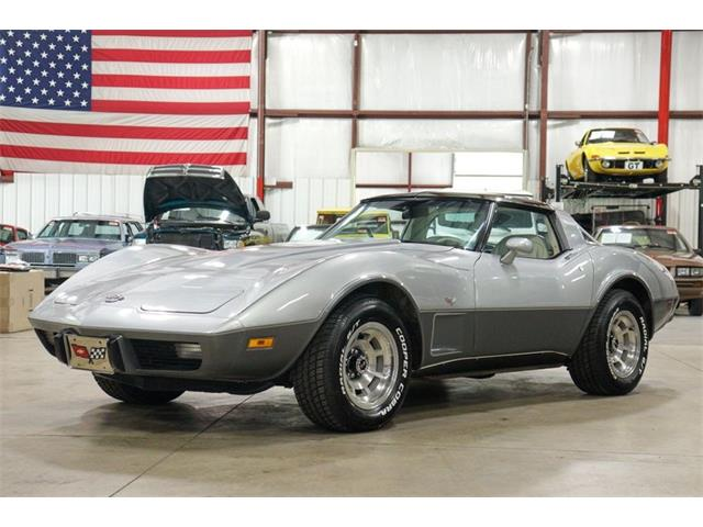 1978 Chevrolet Corvette (CC-1509093) for sale in Kentwood, Michigan