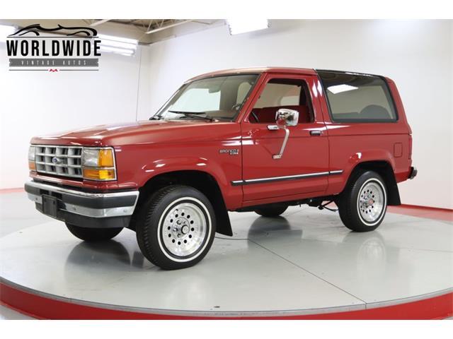 1989 Ford Bronco (CC-1509103) for sale in Denver , Colorado