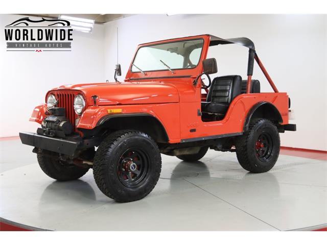 1976 Jeep CJ (CC-1509108) for sale in Denver , Colorado