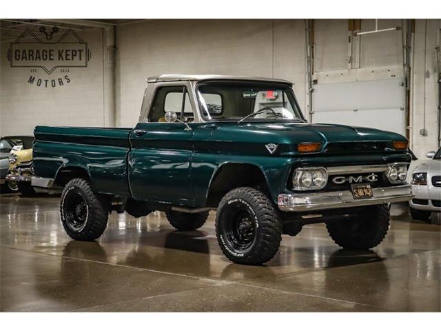 1964 GMC C/K 1500 (CC-1509132) for sale in Grand Rapids, Michigan