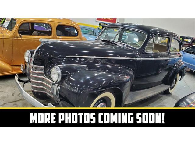 1940 Oldsmobile 2-Dr Sedan (CC-1509137) for sale in Mankato, Minnesota