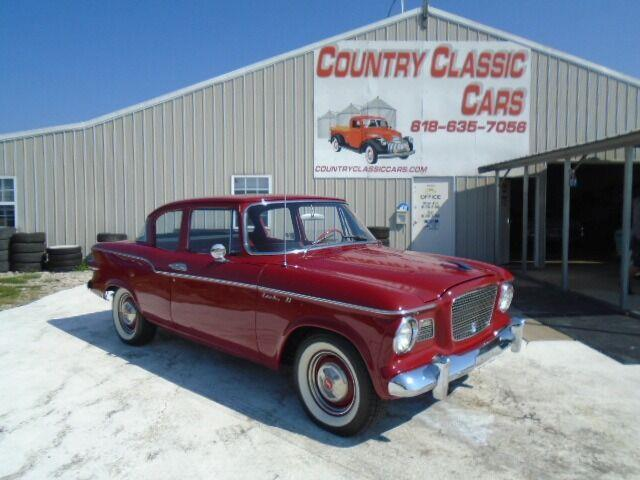1960 Studebaker Lark (CC-1509146) for sale in Staunton, Illinois