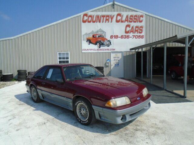 1988 Ford Mustang (CC-1509157) for sale in Staunton, Illinois