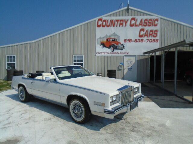1985 Cadillac Eldorado (CC-1509165) for sale in Staunton, Illinois