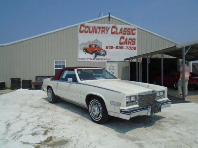 1985 Cadillac Eldorado (CC-1509166) for sale in Staunton, Illinois
