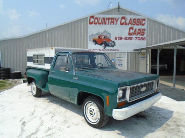 1974 Chevrolet C10 (CC-1509168) for sale in Staunton, Illinois