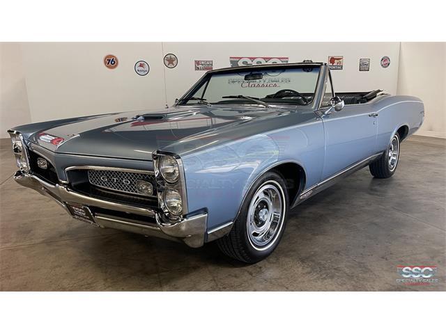 1967 Pontiac GTO (CC-1509185) for sale in Fairfield, California