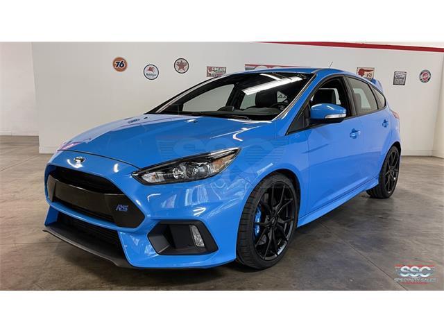 2016 Ford Focus (CC-1509189) for sale in Fairfield, California