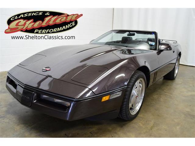 1989 Chevrolet Corvette (CC-1509214) for sale in Mooresville, North Carolina