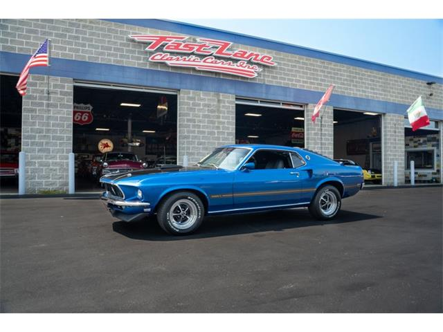 1969 Ford Mustang (CC-1509216) for sale in St. Charles, Missouri