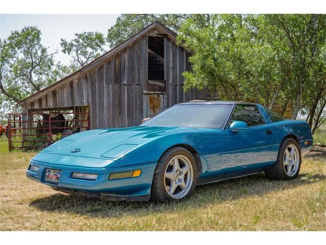 1996 Chevrolet Corvette (CC-1509230) for sale in Fredericksburg, Texas