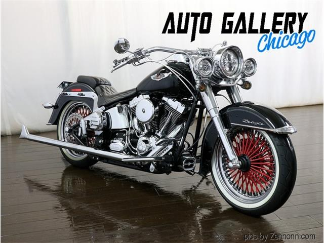 2008 Harley-Davidson Motorcycle (CC-1509250) for sale in Addison, Illinois