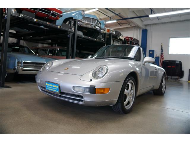 1997 Porsche 911/993 Carrera (CC-1509267) for sale in Torrance, California