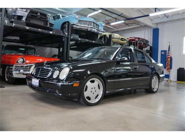 2000 Mercedes-Benz E55 (CC-1509269) for sale in Torrance, California