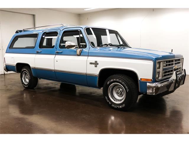 1987 Chevrolet Suburban (CC-1509275) for sale in Sherman, Texas