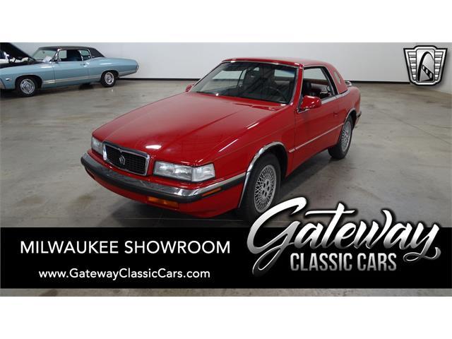 1990 Chrysler TC by Maserati (CC-1509276) for sale in O'Fallon, Illinois