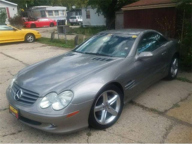 2004 Mercedes-Benz 500SL (CC-1509295) for sale in Cadillac, Michigan