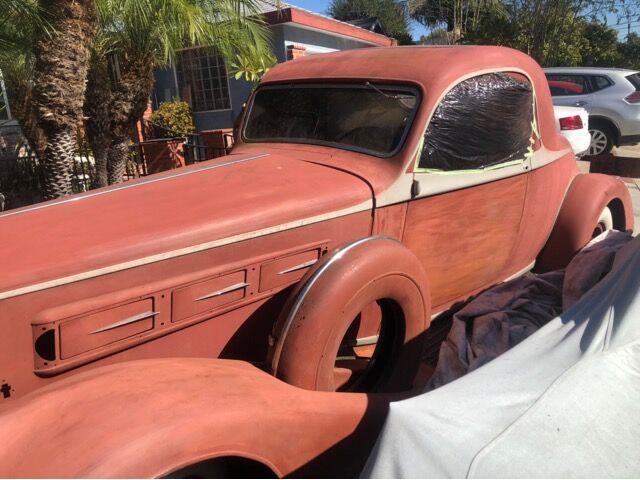1935 Pierce-Arrow Roadster (CC-1509313) for sale in San Luis Obispo, California