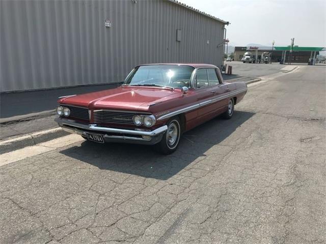 1962 Pontiac Bonneville (CC-1509360) for sale in Cadillac, Michigan
