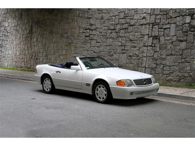1994 Mercedes-Benz SL600 (CC-1509363) for sale in Atlanta, Georgia