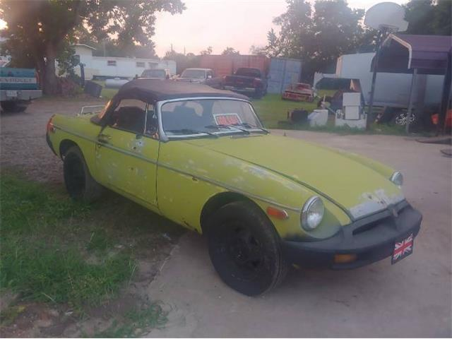 1975 MG MGB (CC-1509364) for sale in Cadillac, Michigan