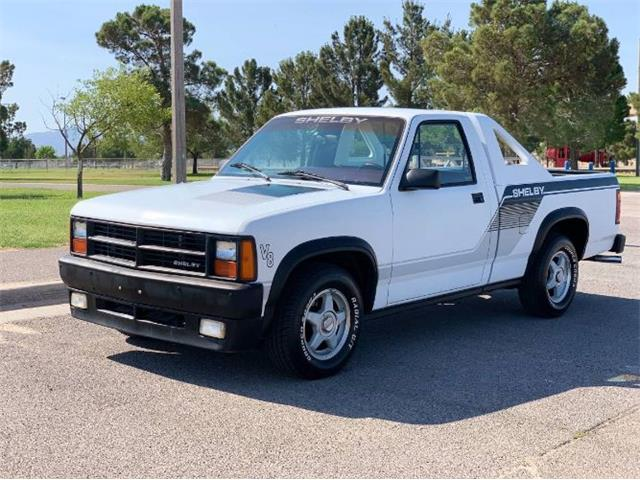 1989 Dodge Dakota (CC-1509365) for sale in Cadillac, Michigan