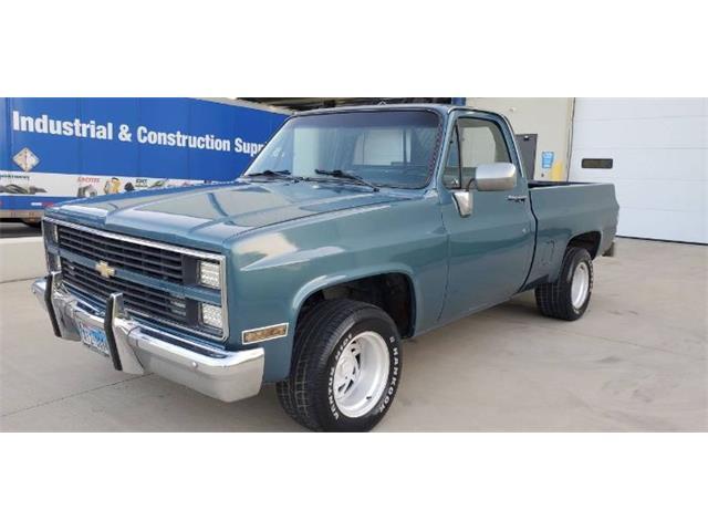 1984 Chevrolet Silverado (CC-1509378) for sale in Cadillac, Michigan