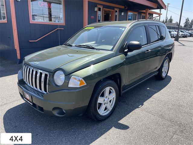 2007 Jeep Compass (CC-1509394) for sale in Tacoma, Washington