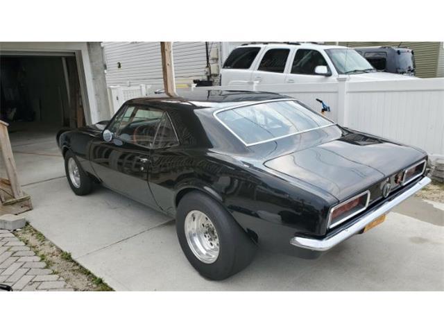 1967 Chevrolet Camaro (CC-1509397) for sale in Cadillac, Michigan