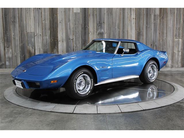 1975 Chevrolet Corvette (CC-1509409) for sale in Bettendorf, Iowa