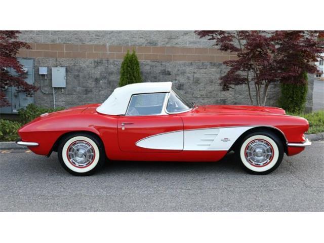 1961 Chevrolet Corvette (CC-1509414) for sale in Cadillac, Michigan
