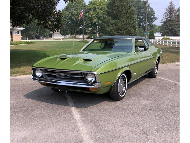 1972 Ford Mustang (CC-1509425) for sale in Maple Lake, Minnesota