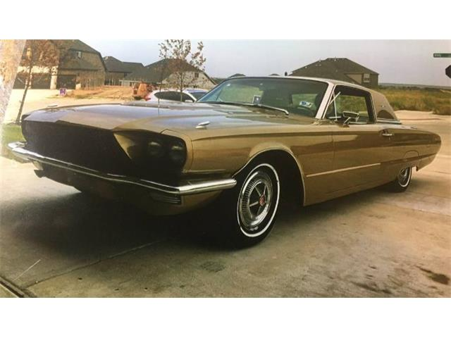 1966 Ford Thunderbird (CC-1509435) for sale in Cadillac, Michigan
