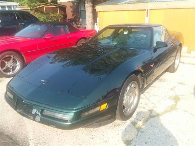 1996 Chevrolet Corvette (CC-1509436) for sale in Cadillac, Michigan