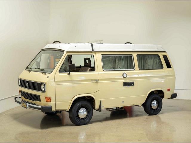 1984 Volkswagen Vanagon (CC-1509439) for sale in Pleasanton, California