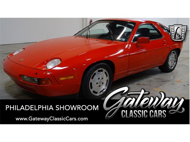 1987 Porsche 928 (CC-1509440) for sale in O'Fallon, Illinois