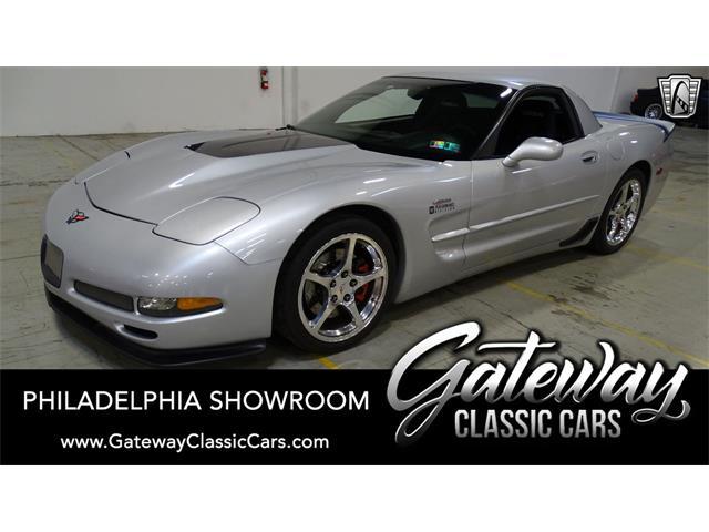 2002 Chevrolet Corvette (CC-1509451) for sale in O'Fallon, Illinois