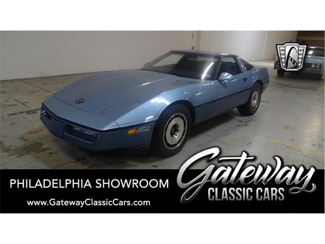 1984 Chevrolet Corvette (CC-1509462) for sale in O'Fallon, Illinois